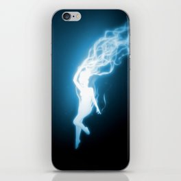 Light & Magic iPhone Skin