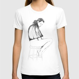 Seated Figure XII T-shirt