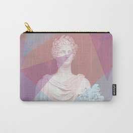 Geometric Goddess Carry-All Pouch
