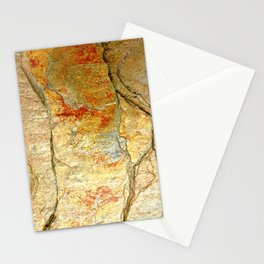 Stone Gold Stationery Cards