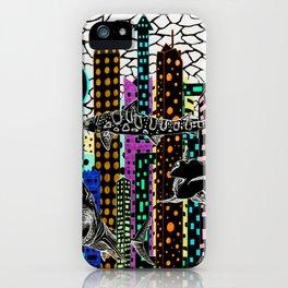 Sharknado 2 iPhone Case