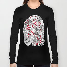 The Dreaming Warrior Long Sleeve T-shirt