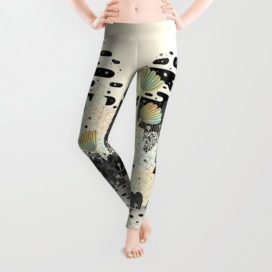Into the Unknown... Leggings