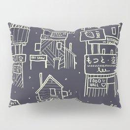 Little houses Pillow Sham