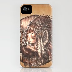 Tiger Lily Slim Case iPhone (4, 4s)