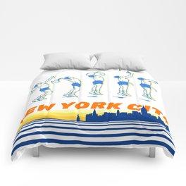 Tennis Rodman Comforters