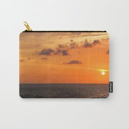 Panama City Florida Beach at Sunset Carry-All Pouch