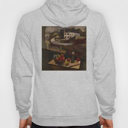Diego Rivera - Knife and Fruit in Front of the Window Hoody