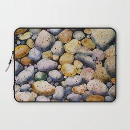 beach stones Laptop Sleeve