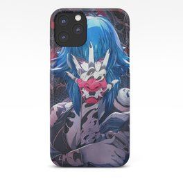 The Demon iPhone Case