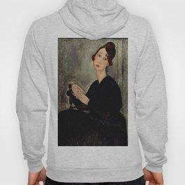 "Amedeo Modigliani ""Portrait of Dedie"" Hoody"