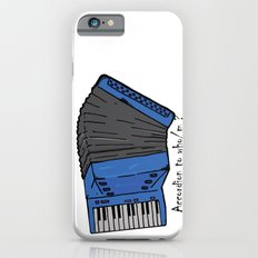 Accordion to who? iPhone 6s Slim Case
