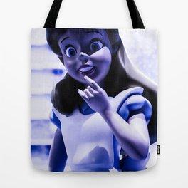 Dark Alice I Tote Bag