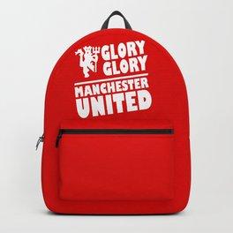 Slogan: Man United Backpack