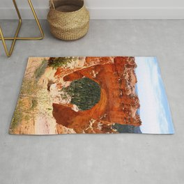Natural Bridge - Bryce Canyon Rug