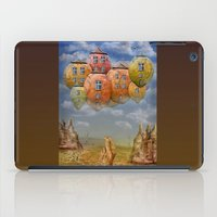 home sweet home iPad Cases featuring Sweet Home by teddynash