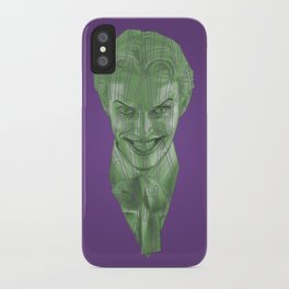The Joker (Color Variant) iPhone Case