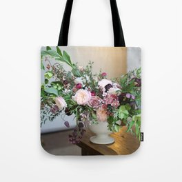 FLOWER DESIGN 10 Tote Bag