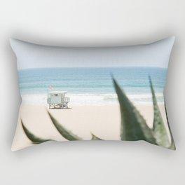 Manhattan Beach California Rectangular Pillow