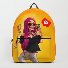 Catrina Moderna - Día de Muertos - Day of the Dead Backpack