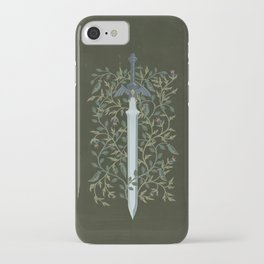 Sword of Time iPhone Case