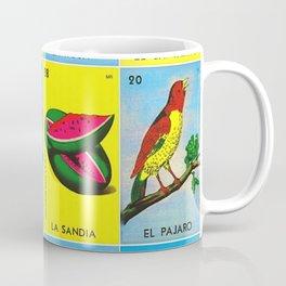 LOTERIA MEXICO Coffee Mug