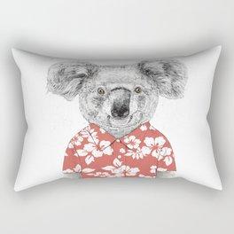 Summer koala Rectangular Pillow