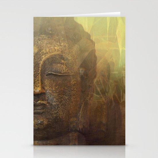 Buddha 8 Stationery Cards