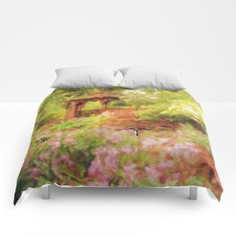 Paradise Garden Comforters