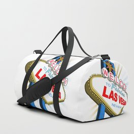 Welcome to Las Vegas Duffle Bag