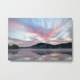 Silent Witness at Sunrise Metal Print