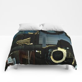 Barian, Gorky and Gagosian Comforters