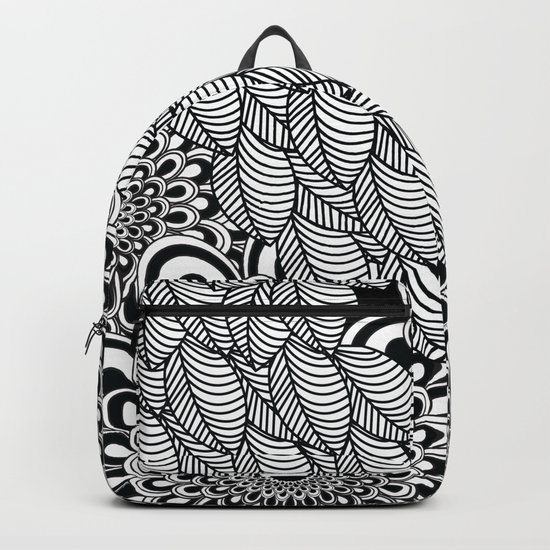 Pattern G Backpack