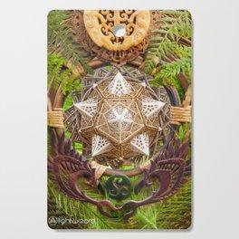 Earth Dragon Cutting Board