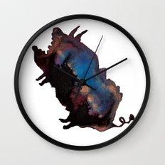 B O A R Wall Clock