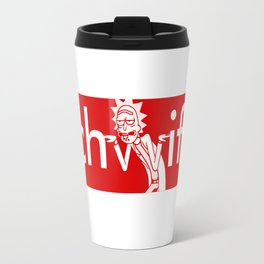 Schwifty Box Logo Travel Mug