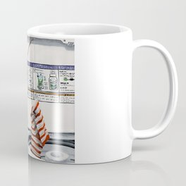 Sock Thief Fishing Criminal Fantasy Art Coffee Mug