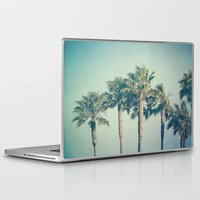 palms Laptop & iPad Skins featuring Palms by Laura Ruth