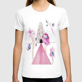 Portrait Landscaped #2 T-shirt