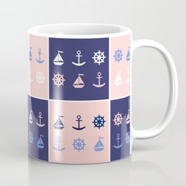 AFE Nautical Elements Coffee Mug