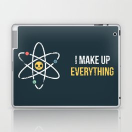 Never Trust an Atom Laptop & iPad Skin