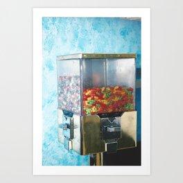 Mike n' Ikes Art Print