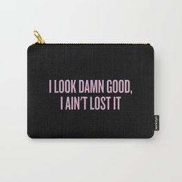 jealous Carry-All Pouch