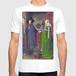 Arnolfini Portrait T-shirt