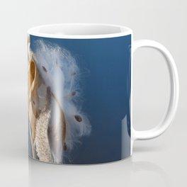Autumn Milkweed Coffee Mug