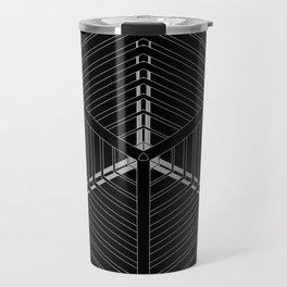 Cube Steps Travel Mug