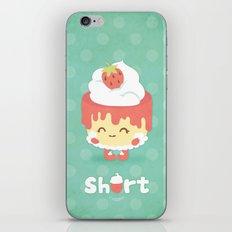 Strawberry Short Cake iPhone & iPod Skin