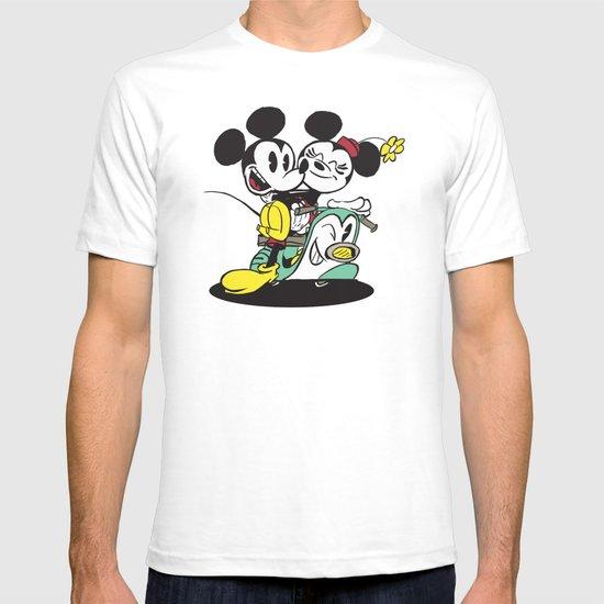Croissant de Triomphe T-shirt