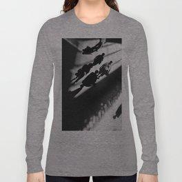 Solemn Shadow Parade Long Sleeve T-shirt