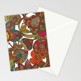 Ava's garden Stationery Cards